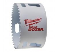 Коронка биметаллическая HOLE DOZER D 83 мм MILWAUKEE