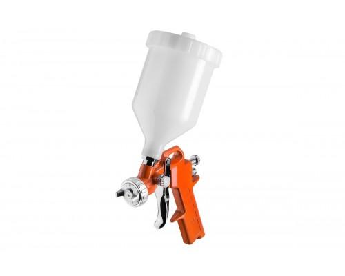 Краскораспылитель пневматический WESTER FPG-10PL с верхним бачком