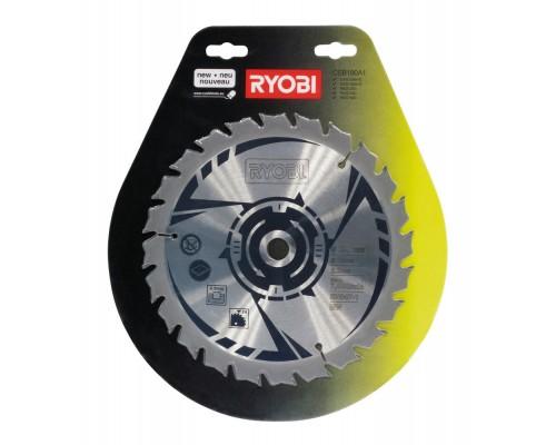 Диск пильный по дереву D 190x16 мм CSB190A1 для циркулярной пилы RYOBI