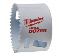 Коронка биметаллическая HOLE DOZER D 73 мм MILWAUKEE