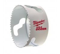 Купить Коронка биметаллическая HOLE DOZER D 95 мм MILWAUKEE  с доставкой в Интернет-магазин электроинсрумента - POKUPAYKA.BY