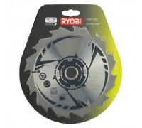 Диск пильный по дереву D 170x20 мм SB170A1 для торцовочной пилы RYOBI