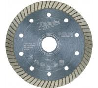 Купить Круг алмазный DHTS D 125 мм MILWAUKEE  с доставкой в Интернет-магазин электроинсрумента - POKUPAYKA.BY