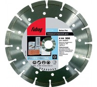 Круг алмазный Beton Pro D 230x22,2x2,4 мм FUBAG 10230-3