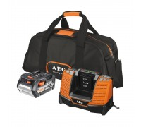 Аккумулятор AEG SET L1840BL с зарядным устройством (в сумке)
