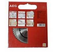 Диск пильный универсальный D 160х20 мм KS 55 (48 зубьев) для циркулярной пилы AEG