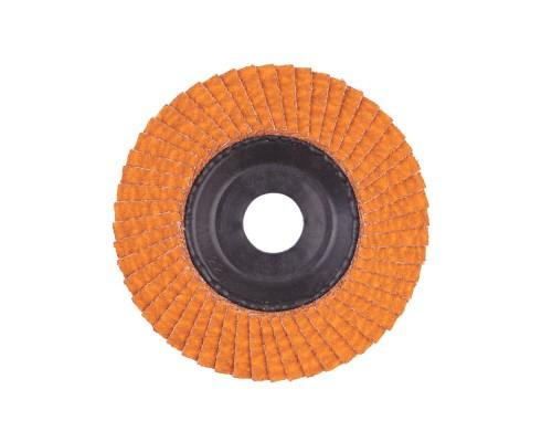 Круг шлифовальный лепестковый D 115 мм CERAMIC SLC 50/115 G60 MILWAUKEE