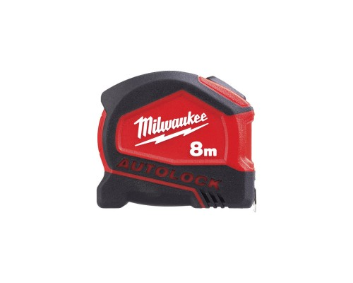Рулетка MILWAUKEE AUTOLOCK 8м