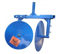 Окучник дисковый ОР-3 (д. дисков 370мм) под сцепку №5.