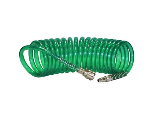 Шланг полиурет. cпиральный  SKIPER PUH-81205