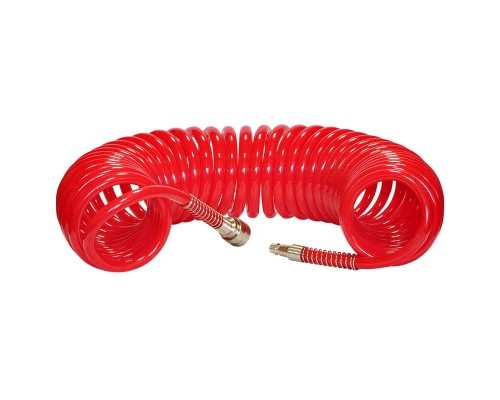 Шланг полиурет. cпиральный  SKIPER PUH-81210