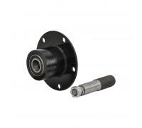 Купить Ступица с подшипником для колеса прицепа 4.00-10S (25 мм)