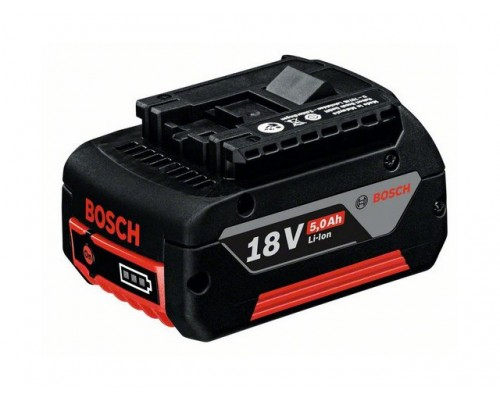 Аккумулятор BOSCH GBA 18V 18.0 В, 5.0 А/ч, Li-Ion (1600A002U5)