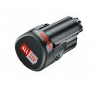 Аккумулятор BOSCH PBA 12V 12.0 В, 2.5 А/ч, Li-Ion (для инструмента DIY) (1600A00H3D)