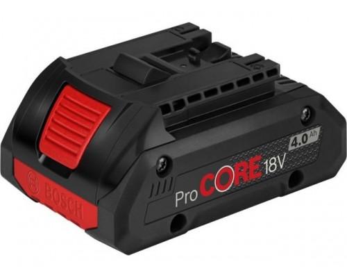 Аккумулятор BOSCH ProCORE 18V 18.0 В, 4.0 А/ч, Li-Ion (1600A016GB)