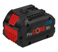 Аккумулятор BOSCH ProCORE 18V 18.0 В, 8.0 А/ч, Li-Ion (1600A016GK)