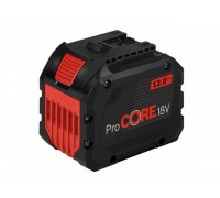 Аккумулятор BOSCH ProCORE18V 18.0 В, 12.0 А/ч, Li-Ion (1600A016GU)