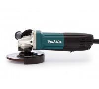 Одноручная углошлифмашина MAKITA GA 5034 в кор. (720 Вт, диск 125х22 мм, без регул. об.) (GA5034)