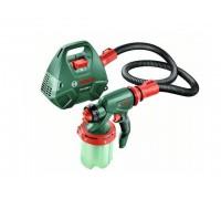 Краскораспылитель электрический BOSCH PFS 3000-2 в кор. (650 Вт, 300 мл/мин, бак 1.0 л) (0603207100)
