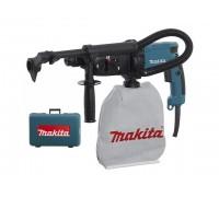 Перфоратор MAKITA HR 2432 в чем. + система пылеудаления (780 Вт, 2.2 Дж, 2 реж., патрон SDS-plus, вес 3.2 кг) (HR2432)