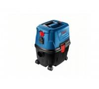 Пылесос BOSCH GAS 15 PS (1200 Вт, 15 л, класс: L, самоочистка: полуавтомат) (06019E5100)