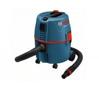 Пылесос BOSCH GAS 20 L SFC (1200 Вт, 19 л, класс: L, самоочистка: полуавтомат) (060197B000)