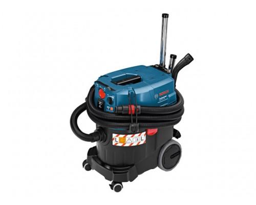 Пылесос BOSCH GAS 35 L AFC (1380 Вт, 35 л, класс: L, самоочистка: автомат) (06019C3200)
