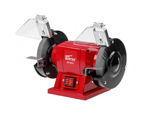 Станок точильный WORTEX BG 1215 L в кор. (150 Вт, круг 125х16х13 мм) (BG1215L0023)