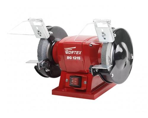 Станок точильный WORTEX BG 1215 в кор. (150 Вт, круг 125х16х32 мм) (BG12150005)