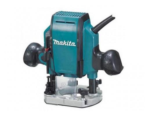 Фрезер вертикальный MAKITA RP 0900 в кор. (900 Вт, цанга 8 мм, 27000 об/мин) (RP0900)