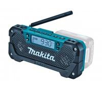 Аккум. радио MAKITA MR 052 в блистере (без аккумуляторов;) (MR052)