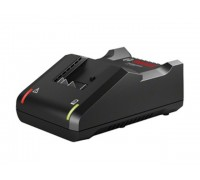 Зарядное устройство BOSCH GAL 18V-40 (14.4 - 18.0 В, 4.0 А, для профессионального инструмента, быстрая зарядка) (1600A019RJ)
