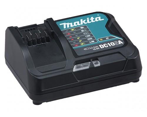 Зарядное устройство MAKITA DC 10 WD (10.8 - 12.0 В, 1.8 А, стандартная зарядка) (199398-1)