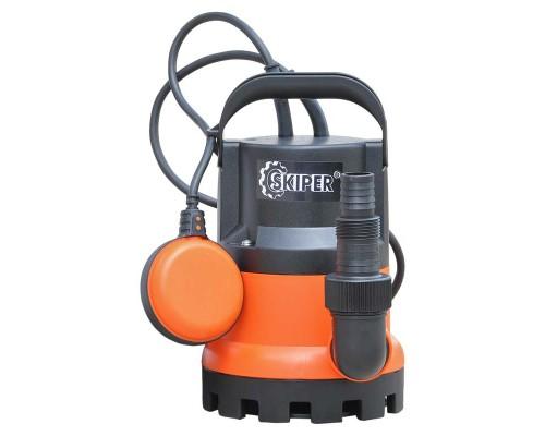 Насос погружной SKIPER SP3000 для слабозагрязнённой воды