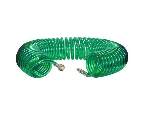 Шланг полиурет. cпиральный SKIPER PUH-81215