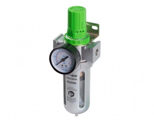 Фильтр воздушный ECO с регулятором давления (1/4
