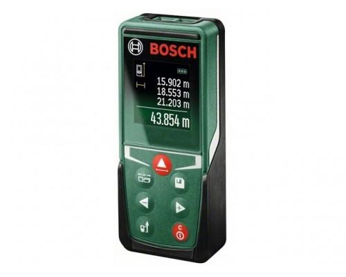Дальномер лазерный BOSCH Universal Distance 50 в кор. (0.05 - 50 м, +/- 2 мм/м, IP 54)