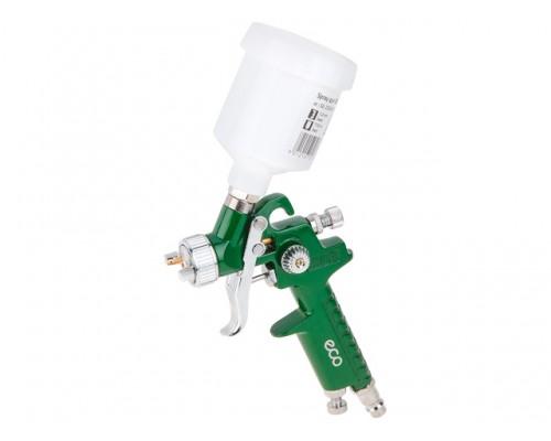 Краскораспылитель ECO SG-2000 (HVLP, сопло ф 1.0 мм, верх. бак 110 мл)