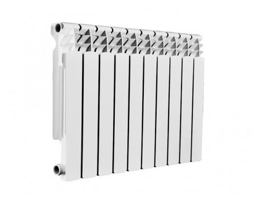 Радиатор алюминиевый 500/80, 8 секций SAS