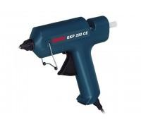 Пистолет клеевой BOSCH GKP 200 CE в чем. (500 Вт, 11 мм, 30 г/мин)