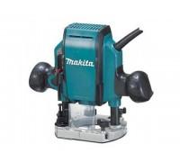 Фрезер вертикальный MAKITA RP 0900 в кор. (900 Вт, цанга 8 мм, 27000 об/мин)
