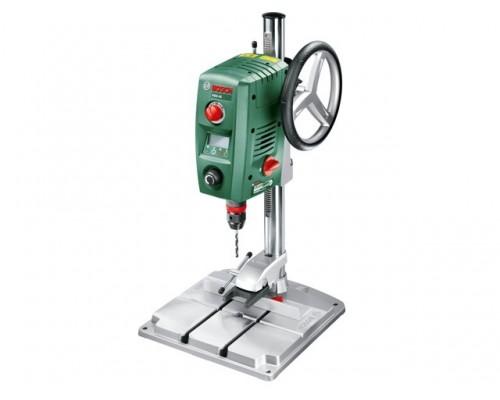 Станок вертикально-сверлильный BOSCH PBD 40 (710 Вт, сверление в металле до 13 мм, 2 скор.)