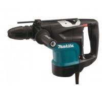 Перфоратор MAKITA HR 4501 C в чем. (1350 Вт, 13.0 Дж, 2 реж., патрон SDS-MAX, вес 7.8 кг)