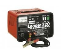 Пуско-зарядное устройство TELWIN LEADER 220 START (12В/24В) (807539)