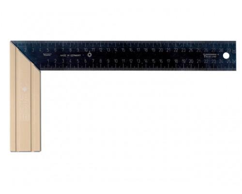 Угольник столярный 300х145мм алюм. скошен. рукоятка SRG 300 (SOLA)
