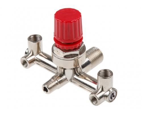 Регулятор давления семиходовой для компрессора ECO