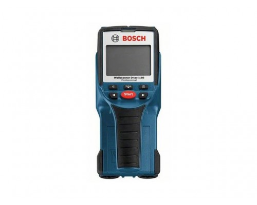 Детектор проводки BOSCH D-tect 150 в кор. (металл: 150 мм, дерево: 40 мм, проводка: 60 мм, IP 54)