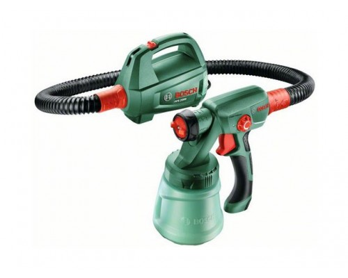 Краскораспылитель электрический BOSCH PFS 2000 в кор. (440 Вт, 200 мл/мин, бак 0.8 л)
