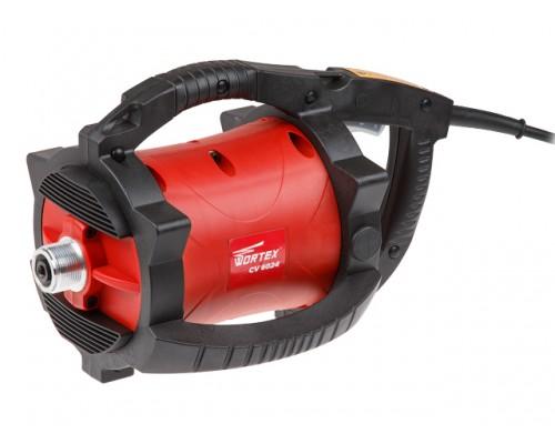 Вибратор глубинный WORTEX CV 6024 в кор. (230 В, 2400 Вт, гибкий вал до 6 м, вибронаконечник до 58 мм, производительность до 35м3/ч)
