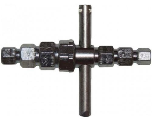 Ключ универсальный шестигранный для разъемных соедин.